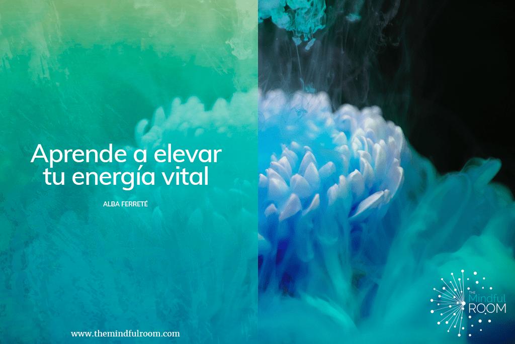 Aprende a elevar tu energía vital