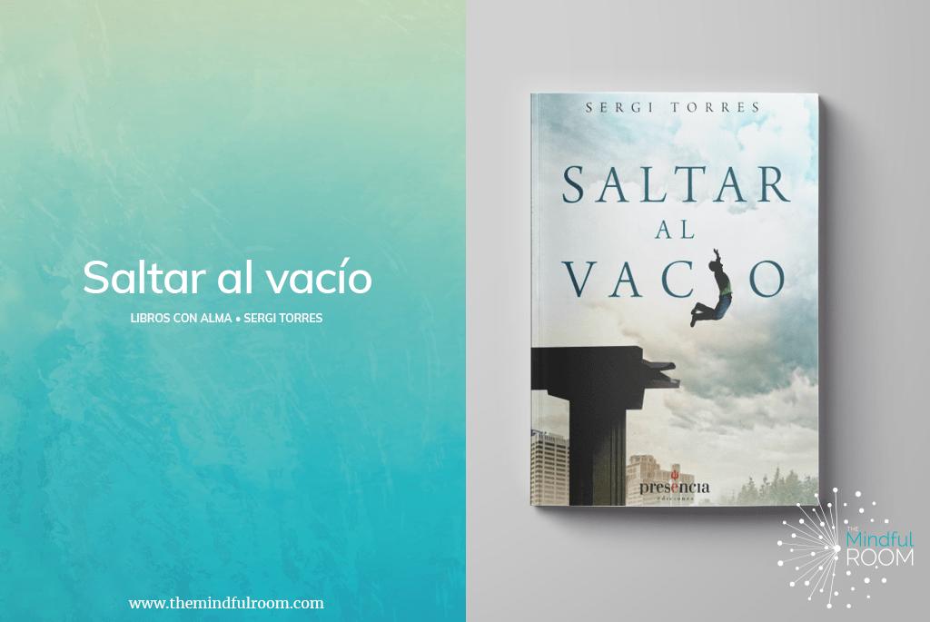 """Libros con alma: """"Saltar al vacío"""""""