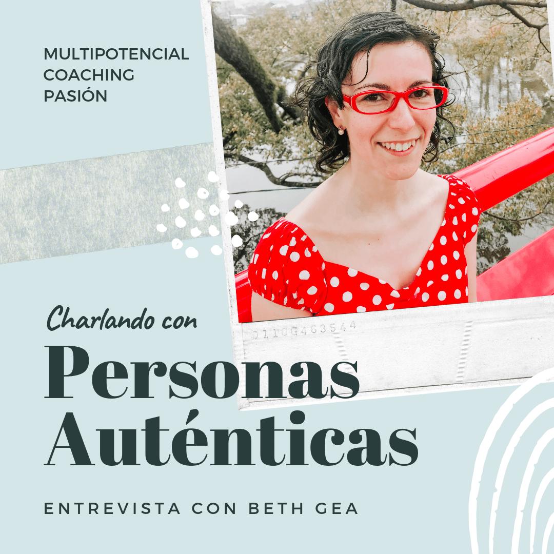 Personas auténticas - Beth Gea