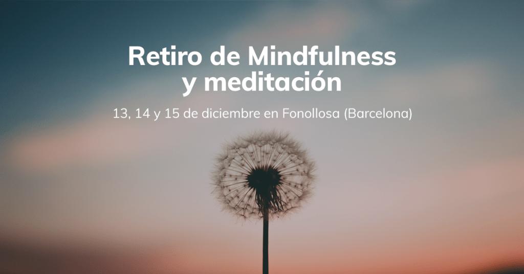 Retiro Mindfulness Diciembre 2019