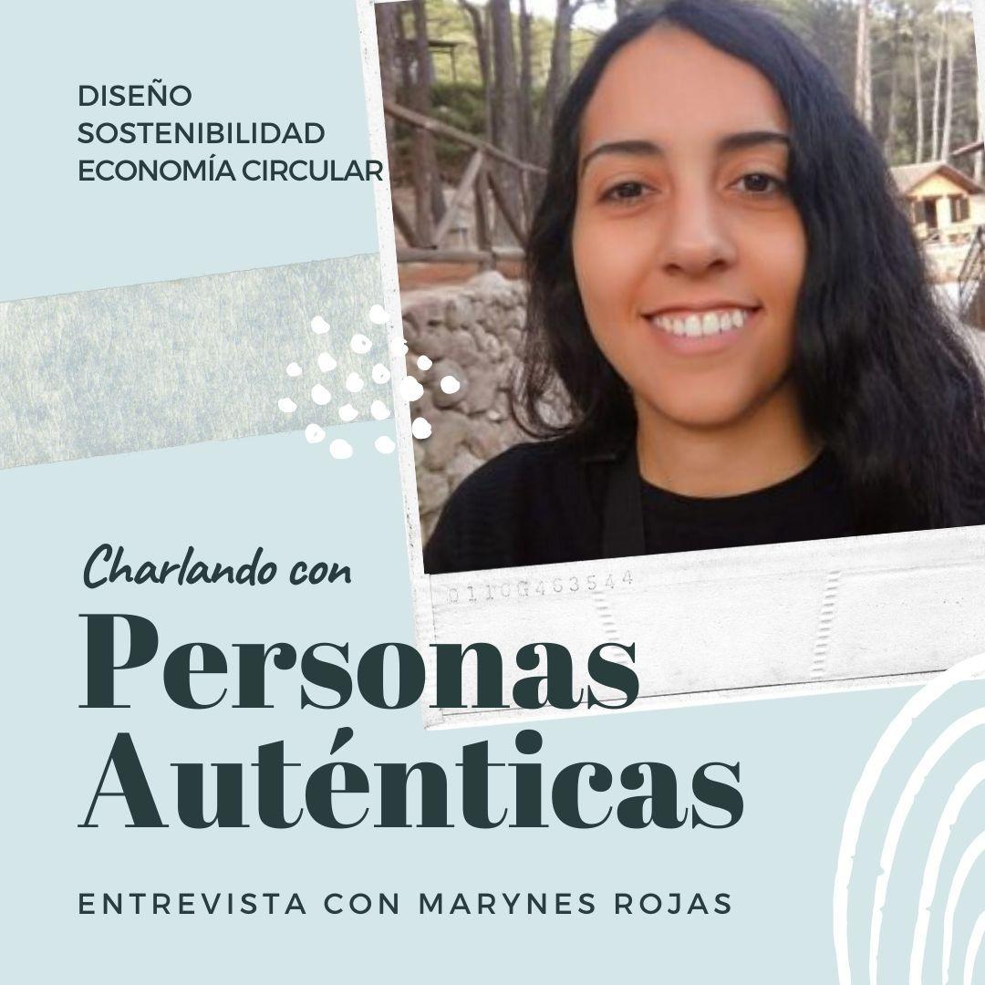 Entrevista Marynes Rojas